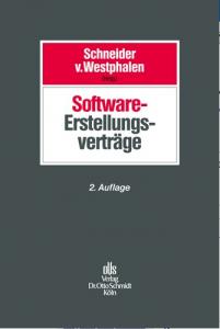 Software-Erstellungsverträge Auflage 2